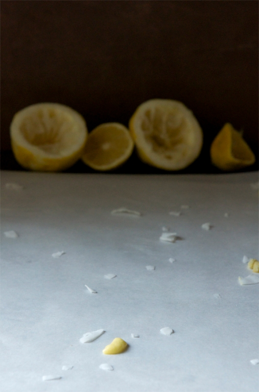Lemons for cupcakes