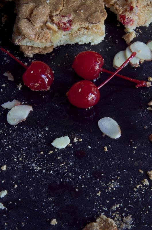 Favorite Cherry Almond Cookies